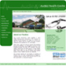 AudleyHealthCentre.co.uk: Website Portfolio Image